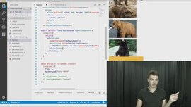 React Native Live: Building a Photo Viewer [Part 1]