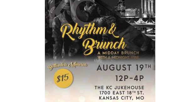 Rhythm N Brunch Day Party
