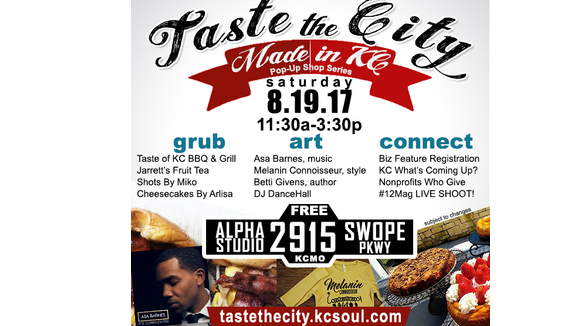 Taste the City Pop-Up!
