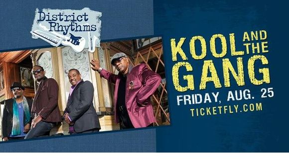 District Rhythms: Kool & The Gang