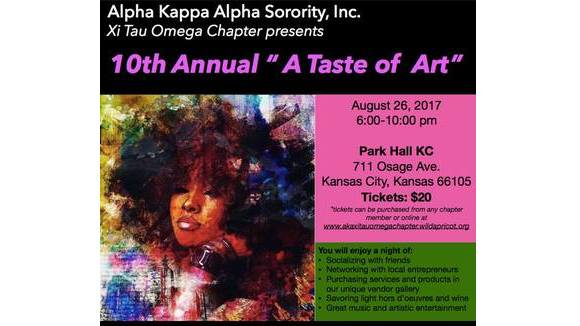 "10th Annual ""A Taste of Art"""