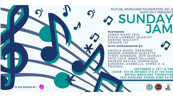 Mutual Musicians' Sunday Jam