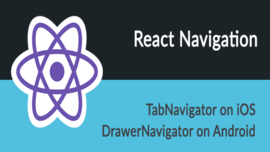 Differentiating Drawer vs Tab Navigator for Android vs iOS Application
