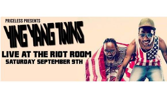 Ying Yang Twins @ The Riot Room