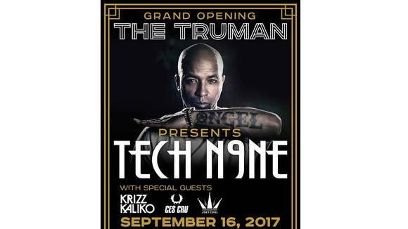 The Truman Presents Tech N9ne