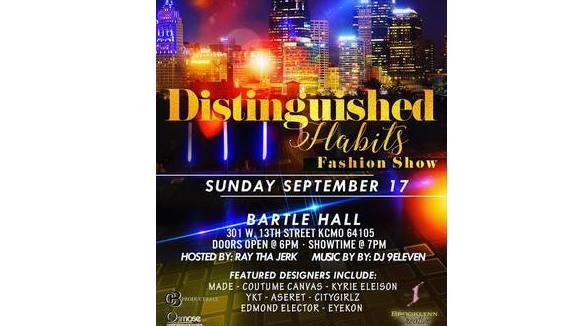 Distinguished Habits Fashion Show
