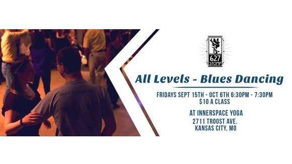 All Levels - Blues Dancing