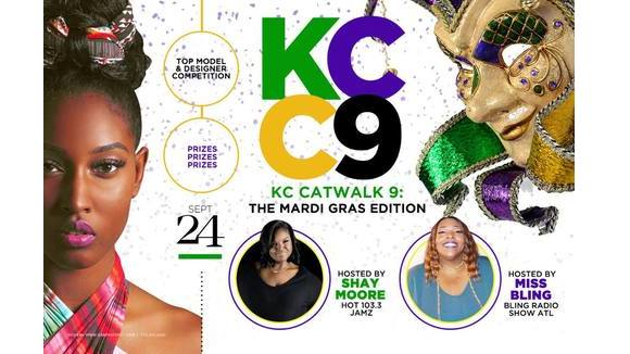9th Annual KC Catwalk: Mardi Gras Edition