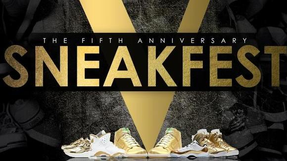 KC SneakFest 2017 #The5thAnniversary