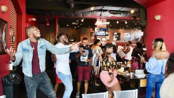 Rhythm N Brunch Day Party KC - Battle of the Decades