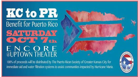 KC to PR - Benefit for Puerto Rico
