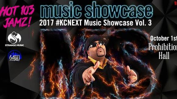 KC's Next Music Showcase, Volume 3