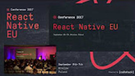 React Native EU 2017
