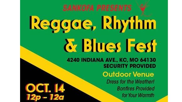 Reggae, Rhythm & Blues Fest