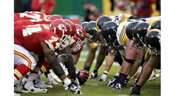 Pittsburgh Steelers vs Kansas City Chiefs