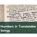 DjangoTricks: Numbers in Translatable Strings