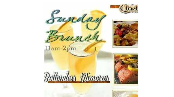Qudos Sunday Brunch