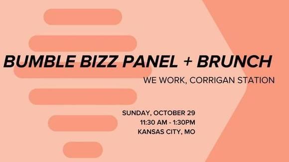 BUMBLE BIZZ: Panel + Brunch