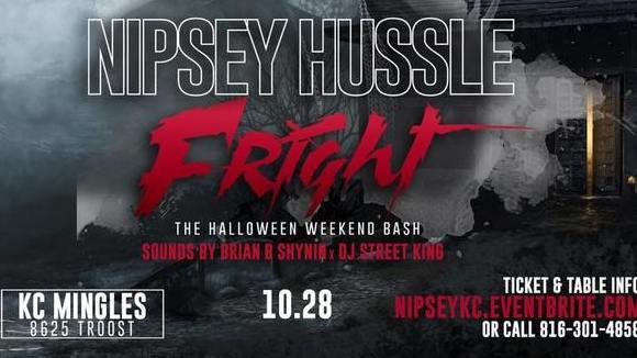 Nipsey Hussle : Halloween Bash: Kansas City