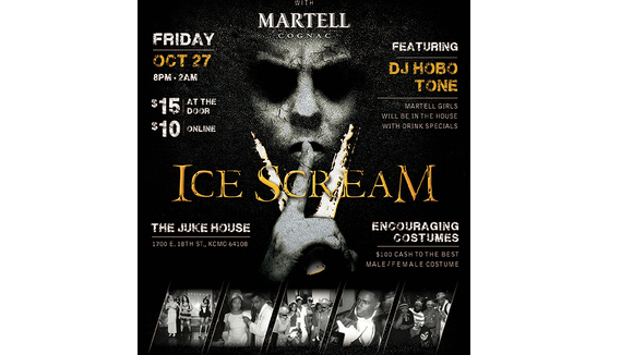 Ice Scream 5 with the KC Alphas