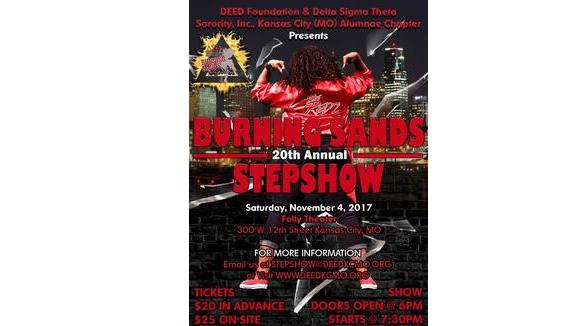 20th Annual Burning Sands Step Show