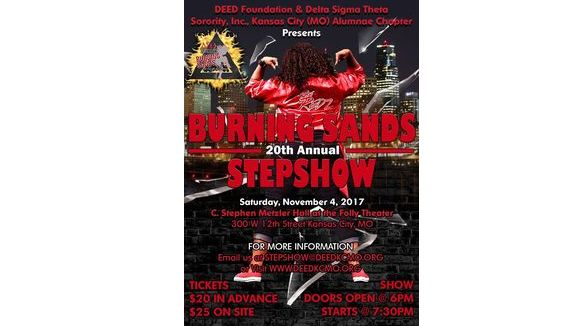20th Annual Burning Sands Stepshow