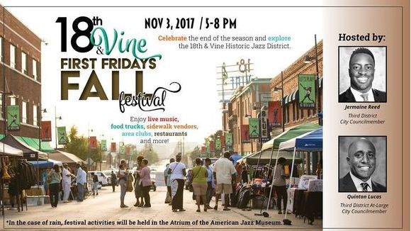 18th & Vine Fall Festival