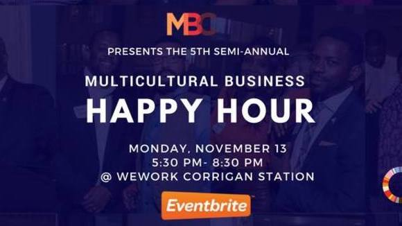 5th Multicultural Business Happy Hour