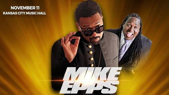 Mike Epps & Bruce Bruce @ KC Music Hall