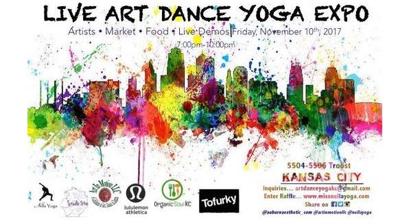 Live Art Dance Yoga Expo