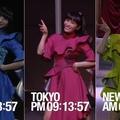 DoCoMo 全新科技讓 Perfume 隔空同台直播