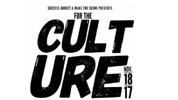 The Culture Concert and Pop Up Shop