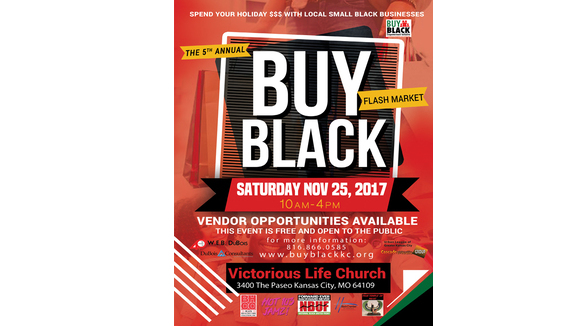 Buy Black – Supporting Black Businesses