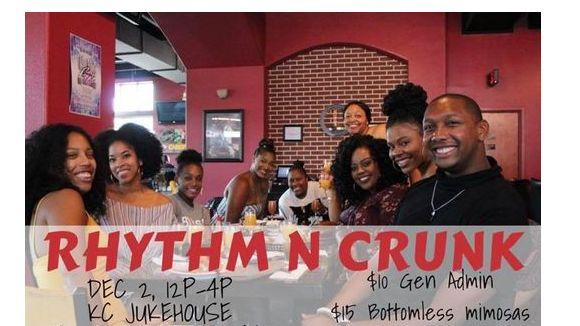 Rhythm N Crunk - Brunch Day Party