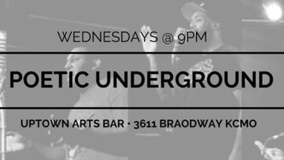 Poetic Underground presents: Open Mic