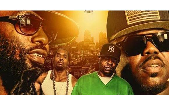 1st Annual Black Friday Extravaganza Feat Scarface, 8Ball & MJG And Tela