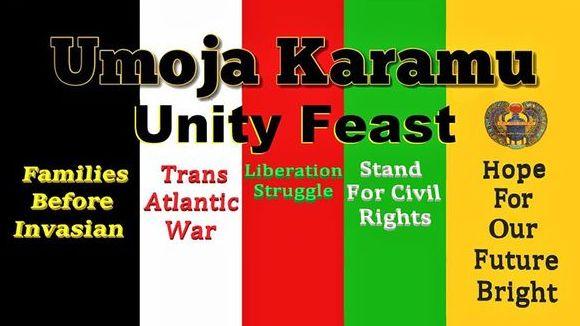 2017 Umoja Karamu Unity Feast