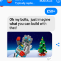 Meet Lego's Facebook Messenger Chatbot Ralph, a Helpful Alternative to Bricks and Mortar