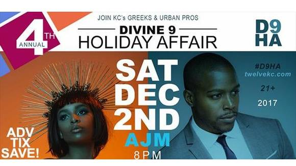 Divine 9 Holiday Affair 4