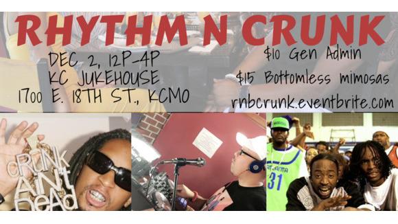 Rhythm N Crunk Brunch Day Party