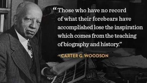 Dr. Carter G. Woodson Birthday Commemoration