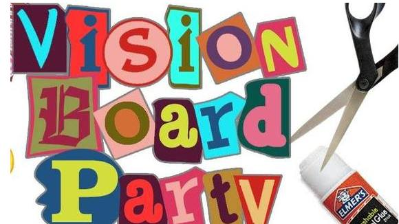 Master You, Master Your Vision - Vision Board Experience