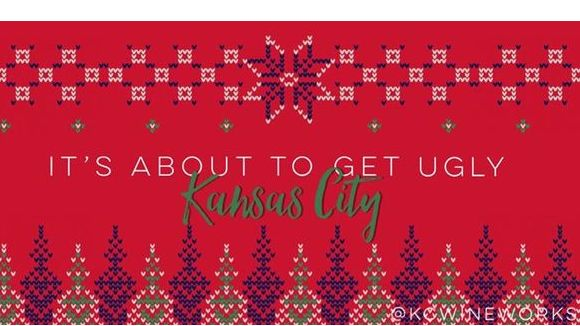 KC Wineworks 2nd Ever Ugly Sweater Party