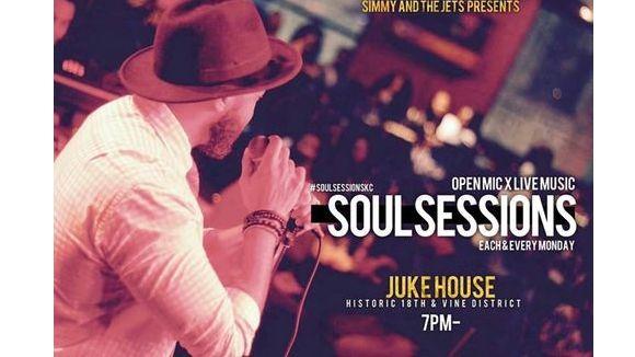 Soul Sessions Open Mic