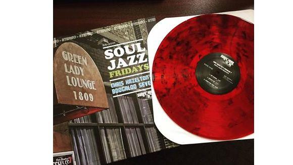 Soul Jazz Fridays!