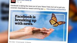 Here's BuzzFeed's Perfect Response to Facebook's Changes | Digital - AdAge