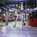 Robo-sidekick: Ocado's super-smart machine helps engineers fix machines by chatting and handing them tools