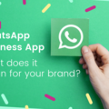 What does the WhatsApp Business announcement mean to your brand? | Sparkcentral