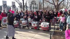 women's march drummers - Facebook