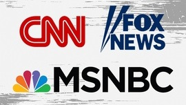 Here's the Median Age of the Typical Cable News Viewer | TVNewser